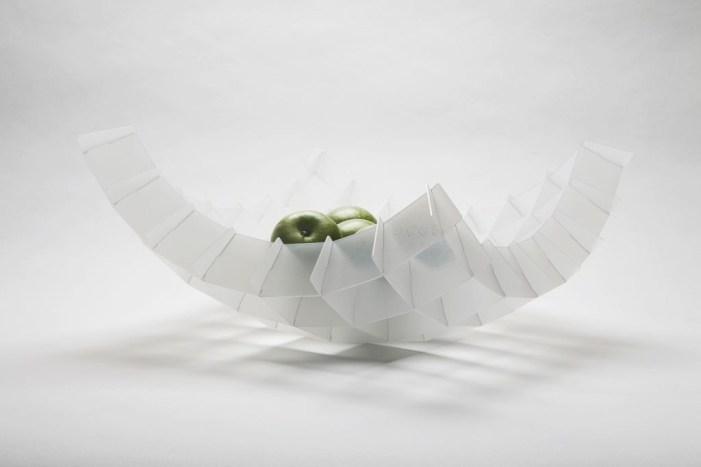 Lacoupelle écolo contemporaineNot a square corbeille à fruits design