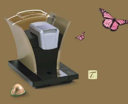 Théière Design - La machine à théSpecial T