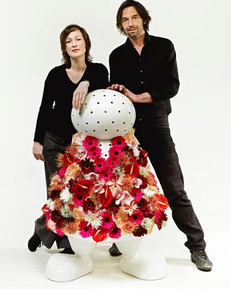 Vase Décoratif -Le vase Bloom My Buddy
