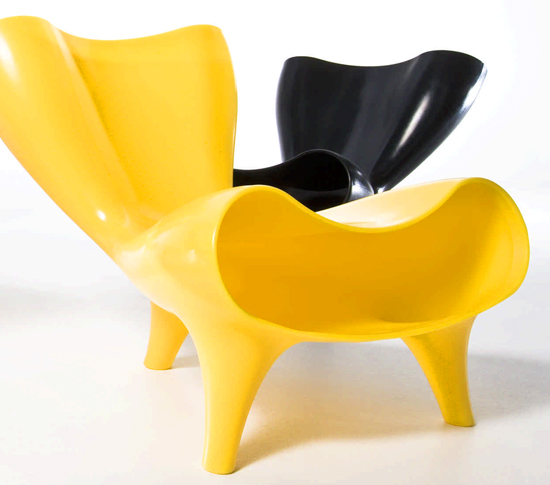 Orgone Chair Marc Newson