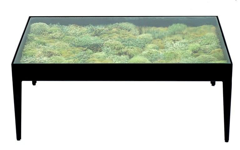Tables basses originales -Jardin Eden 1