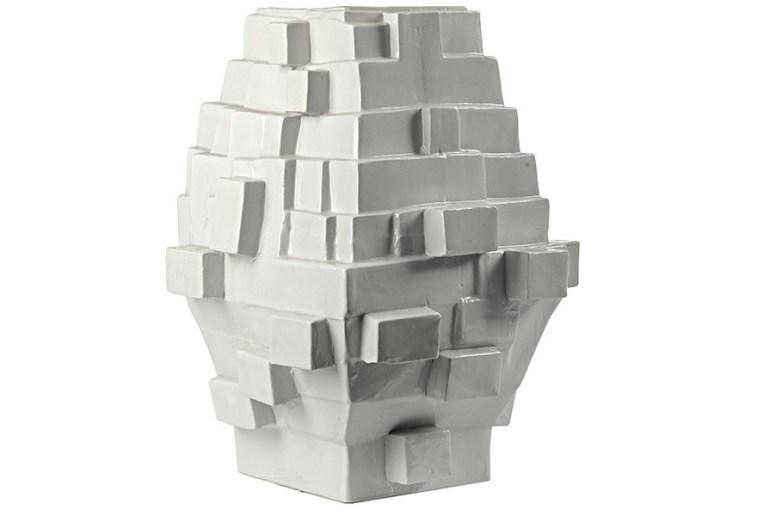 Vase Décoratif -Le Brick Vase by Norman Trapman