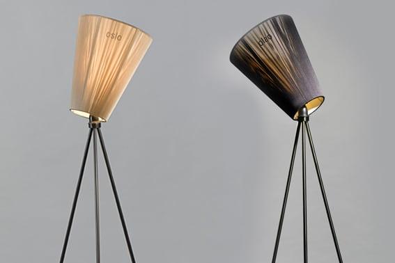 lampe Oslo Wood by Ove Rogne