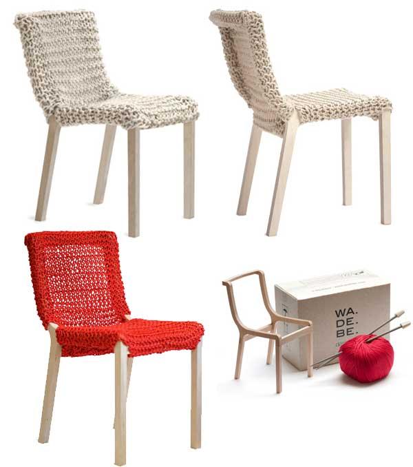 granny chair WADEBE Designers