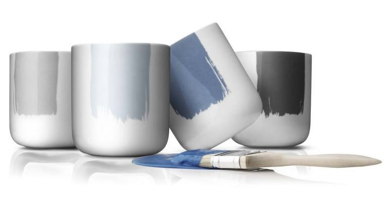 Tasses design - Les tasses thermos Orm Brush Decor