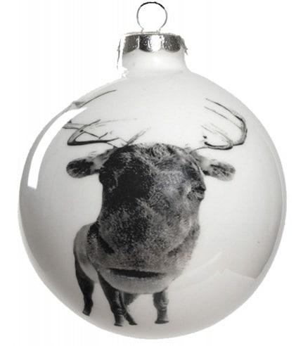 Décoration de Noël pas chère Fleux 2