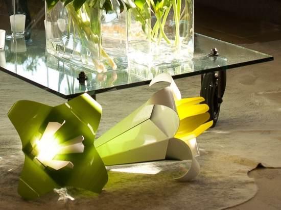 Lilium lampe à poser Nathalie Bernollin