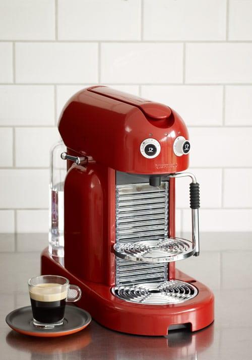 La cafetièreNespressoMaestria