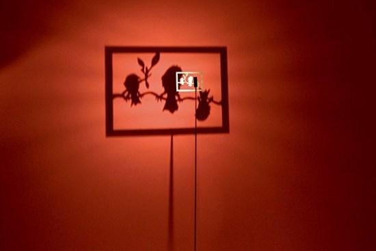 Lampes design -Le lampadaire Shining Image de Michael Rösing 2