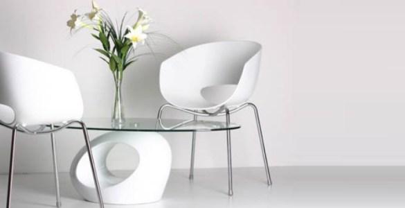 chaise design Orbit
