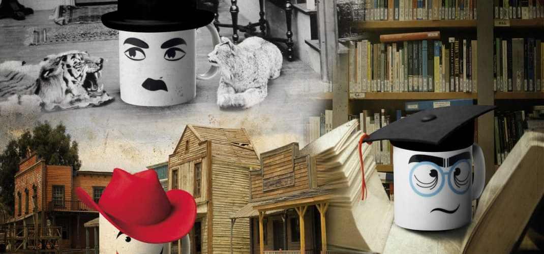 12 mugs originaux, déco et design notorious hats