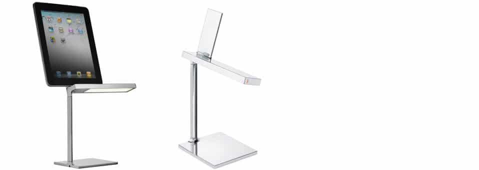 E-light Lampe de bureau LED iPad iPhone starck