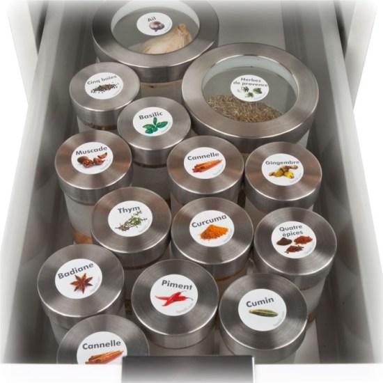 Stickers originaux : lesticker à épices