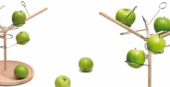 Fruit Boom porte-fruits Laurens van Wieringen
