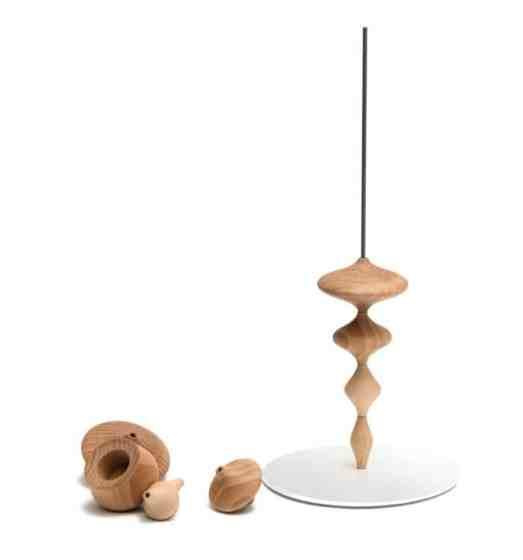 Bougeoir design -Le bougeoir modulable Perles S by FX Balléry