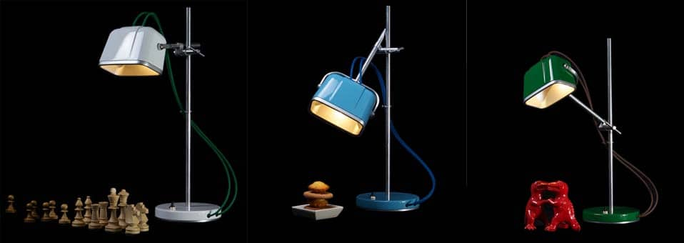lampe rétro Mob