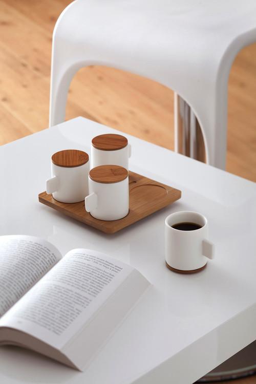 set à café Coffee for 4 Lexon Studio