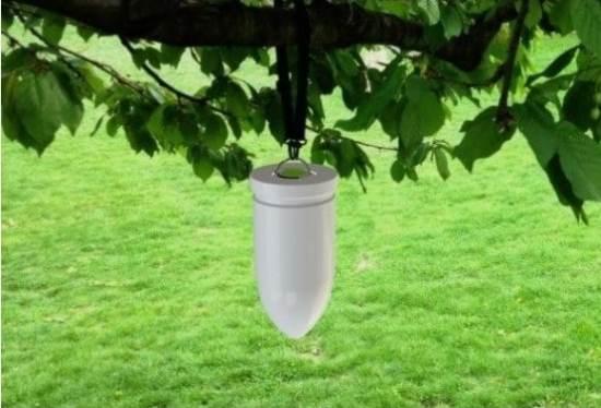9 mm lampe à LED Barnabé Ribay