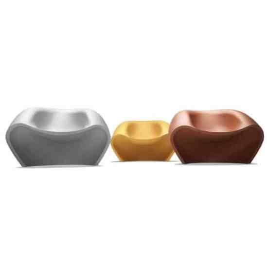 fauteuil extérieur Lovely Marco Maran