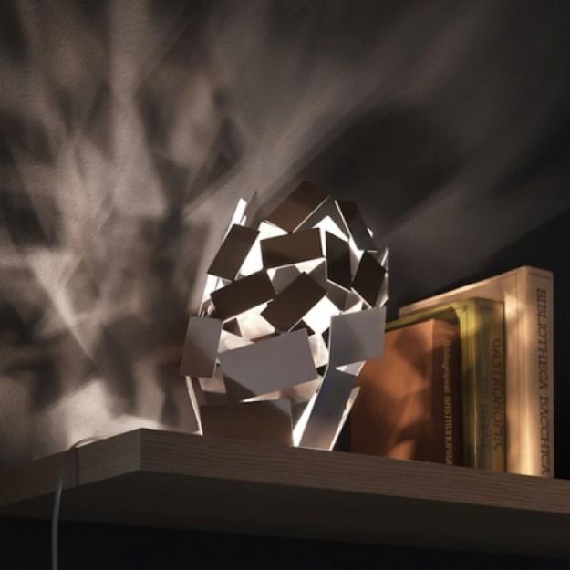 La Stanza Dello Scirocco Lampe de table Mario Trimarchi Alessi
