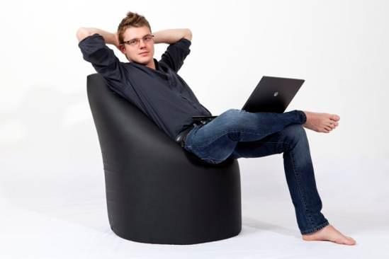 La Paq Chair fauteuil Géza Csire
