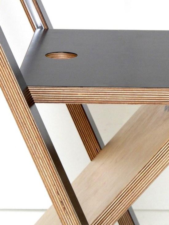 chaise pliante design Mathieu Camillieri