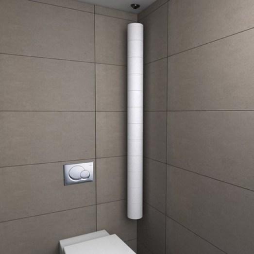 Roll'Up - Le dérouleur à papier toilette personnalisable