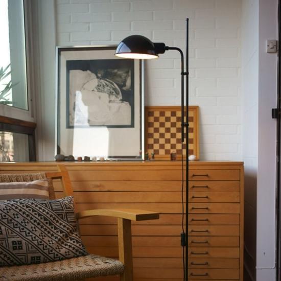 Lampes design -Le lampadaire Funiculi de Lluís Porqueras 1