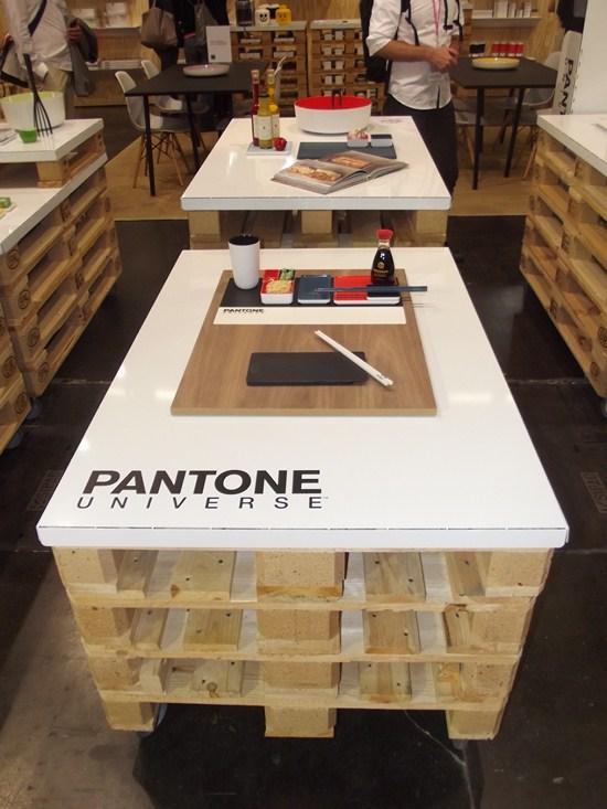 Maison&Objet Septembre 2012 Pantone