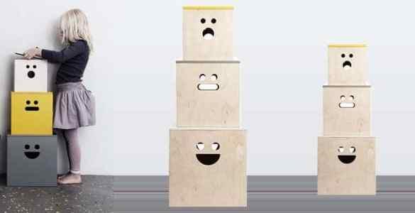 Face Boxes Ferm Living
