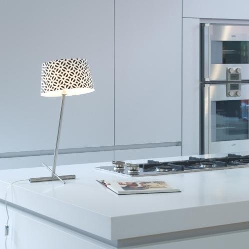 Gwen Floyd lampe de table Slant