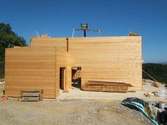 maison en bois HEPOC