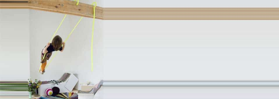 balançoire design Hooks Chevalier Masson