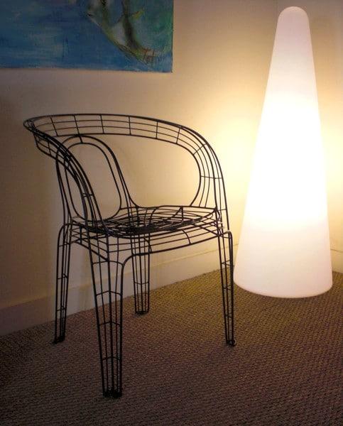 La chaise design Spider