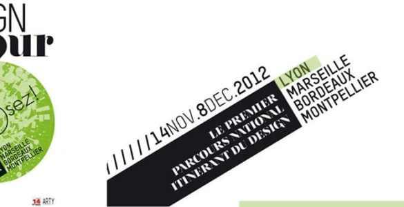 Design Tour à Lyon 2012