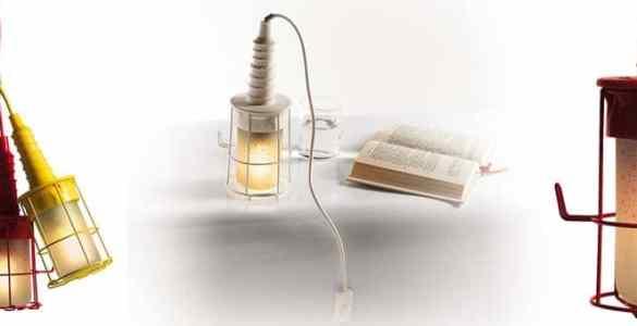 Ubiqua lampe industrielle à accrocher seletti