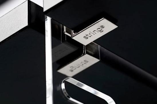 Étagères design - Les étagères String Plex Pocket 3