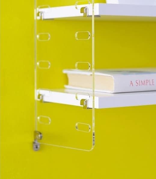 Étagères design - Les étagères String Plex Pocket 2