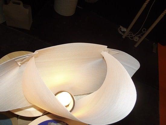lampe à poser Ornella R Metylos