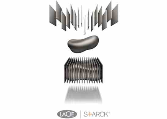 Le disque dur Blade Runner de Philippe Starck