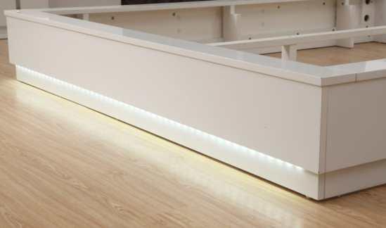 lit LED Luminescence