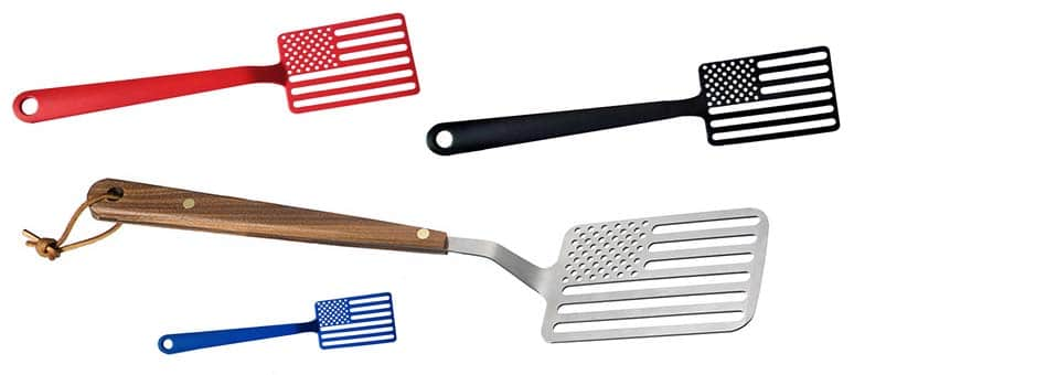 spatule Stars and Stripes Jacob Riley Wasserman