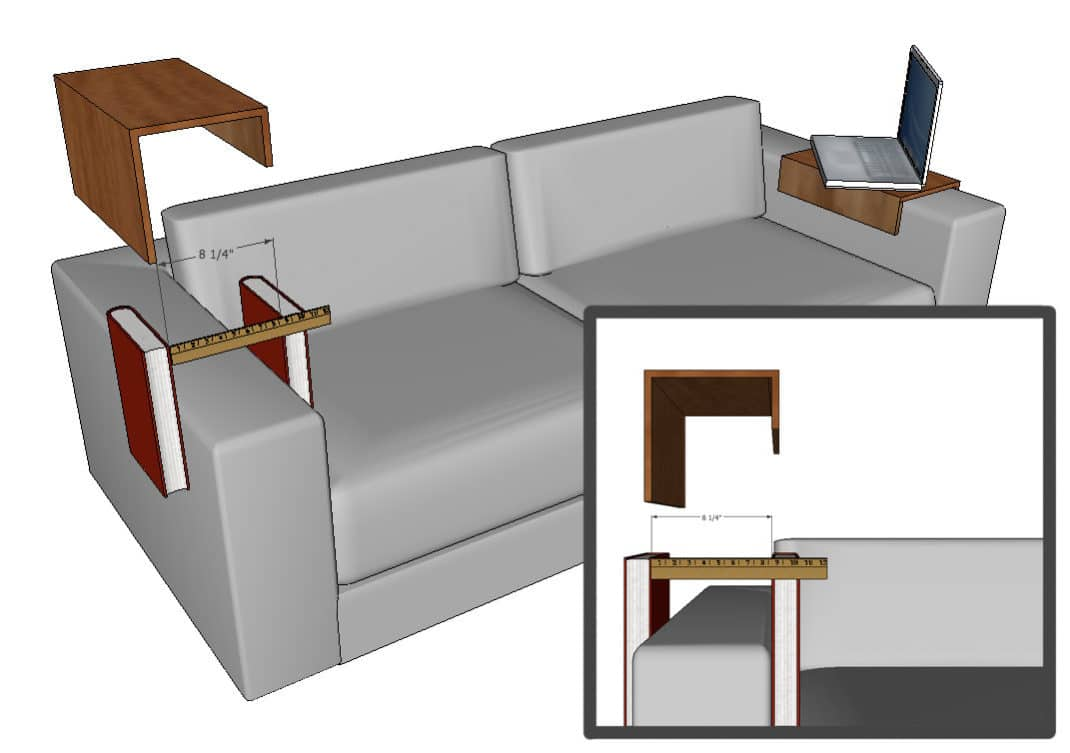 bras de canap int grez une table d 39 appoint votre canap. Black Bedroom Furniture Sets. Home Design Ideas