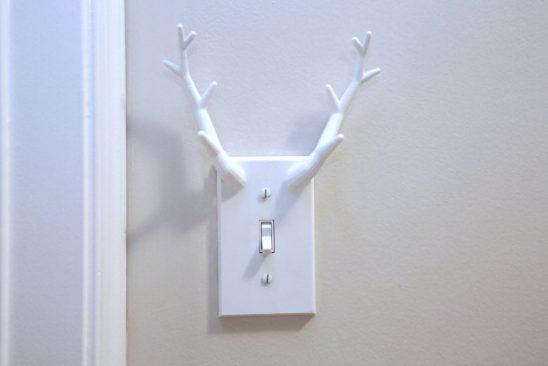 interrupteur design trophé