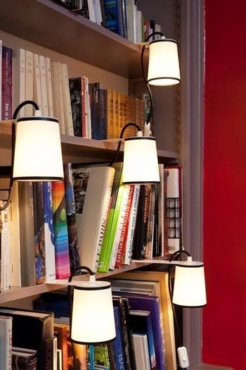 lampe de bibliothèque Hervé Langlais