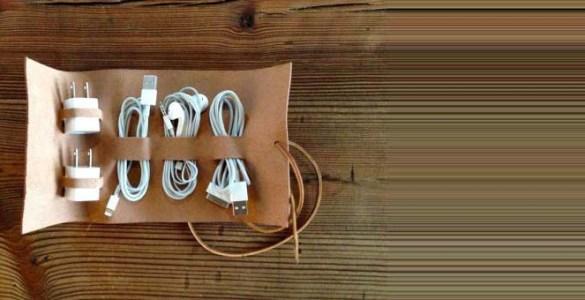 solution déco et design pour ranger et cacher les cables