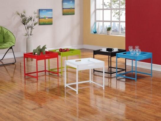 Tables basses originales - Latable basse à plateau amovible Porthos