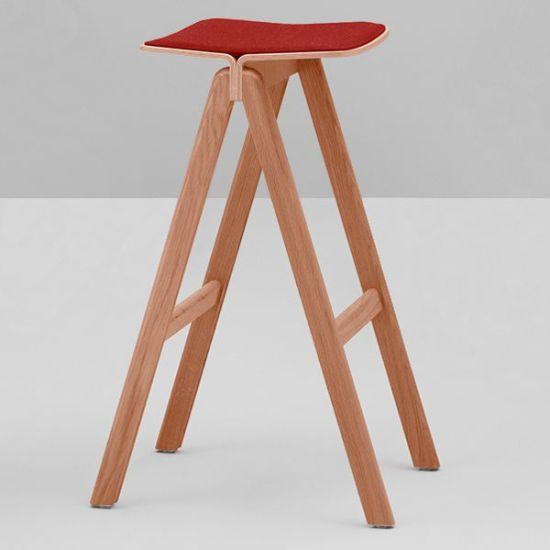 La chaise haute Copenhague de Ronan et Erwan Bouroullec