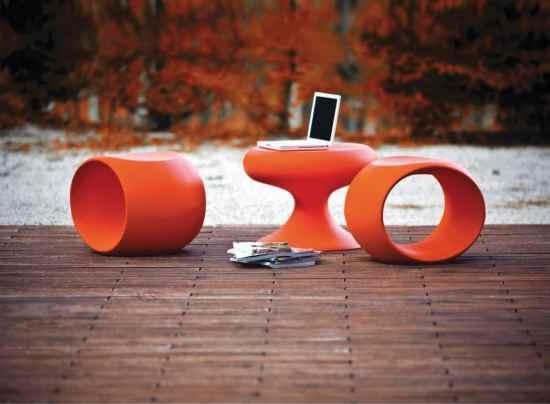 Tabouret design Cero de Brian Steendyk