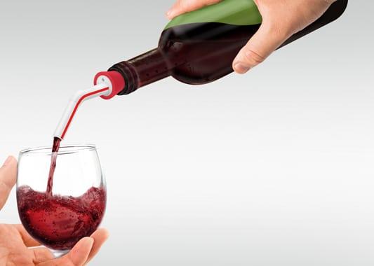 aérateur de vin Bendy